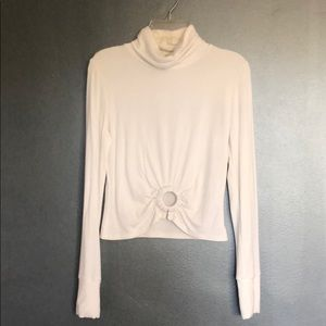 Self Esteem Longsleeve turtleneck top